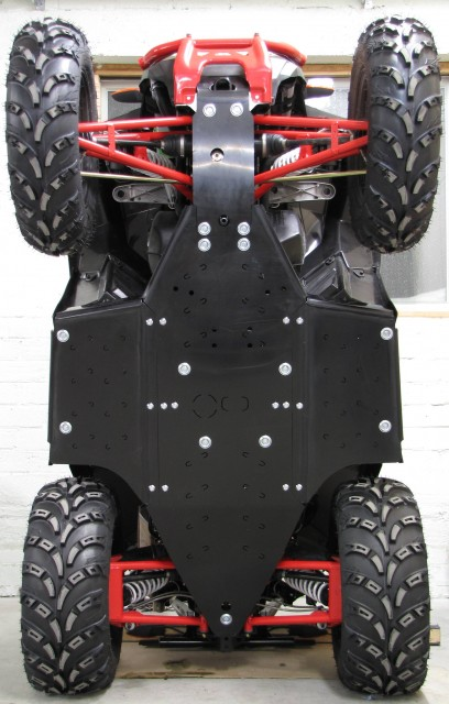 skid plates atv accessories iron baltic. Black Bedroom Furniture Sets. Home Design Ideas