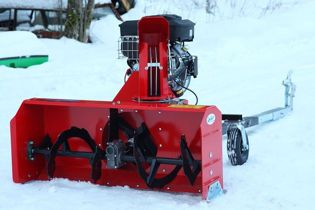 Atv Snow Blower Kits : Atv snow blowers product