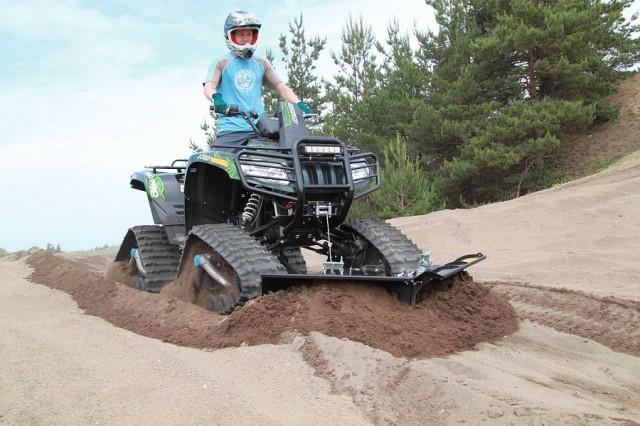 Snow Plows Atv Accessories Iron Baltic