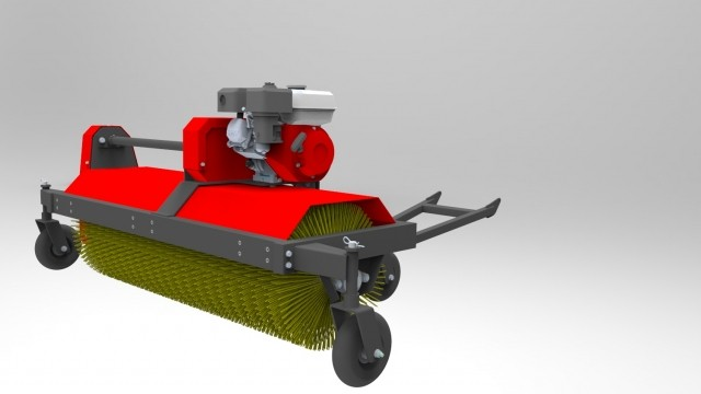 les quads et les accessoires utilitaire du talaron balai rotatif. Black Bedroom Furniture Sets. Home Design Ideas