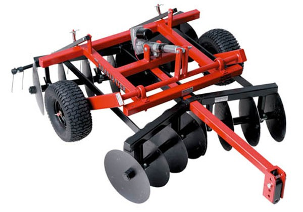 Tandem Disc 86300 optional extra for ATV Cultivator The