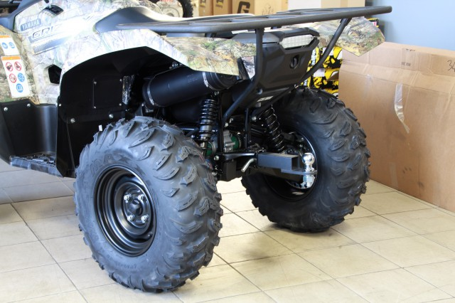 Yamaha Grizzly  Accesories