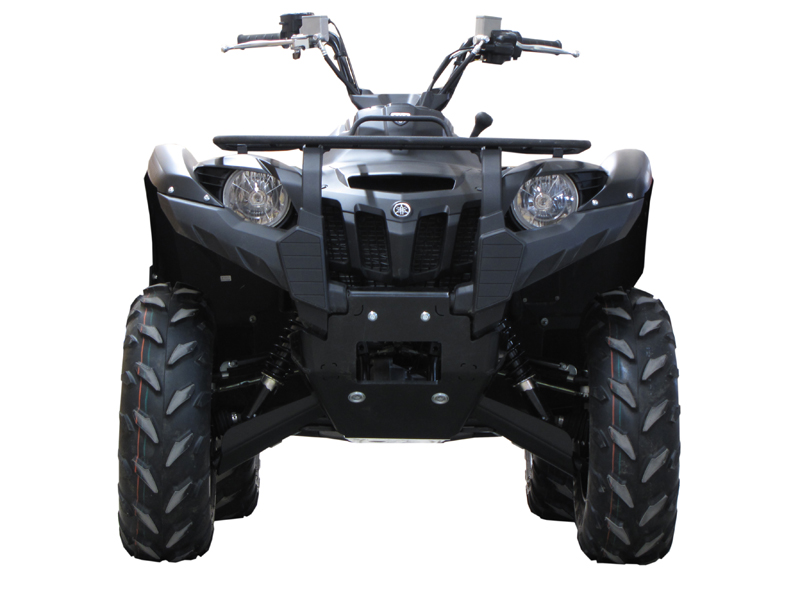Yamaha Grizzly Skid Plates Canada