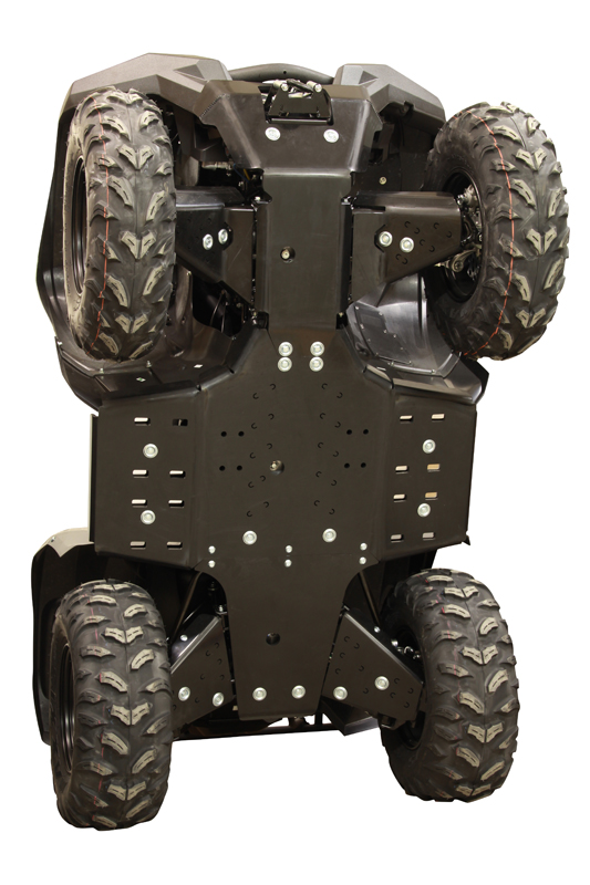 Skid plate full set (plastic) Yamaha Grizzly 700 (2016+)  sc 1 st  Iron Baltic & Skid plate full set (plastic): Yamaha Grizzly 700: (2016+) for sa