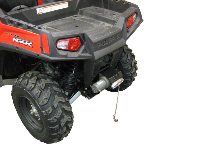 Rear Winch Mounting Kit Polaris RZR 800 For Sale In USA