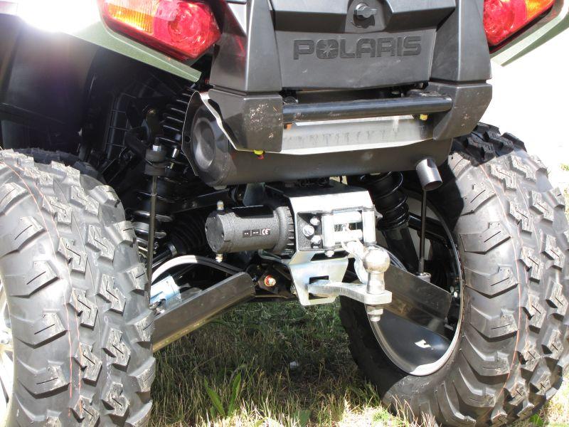 Rear Winch Mounting Kit Polaris Sportsman 550 850