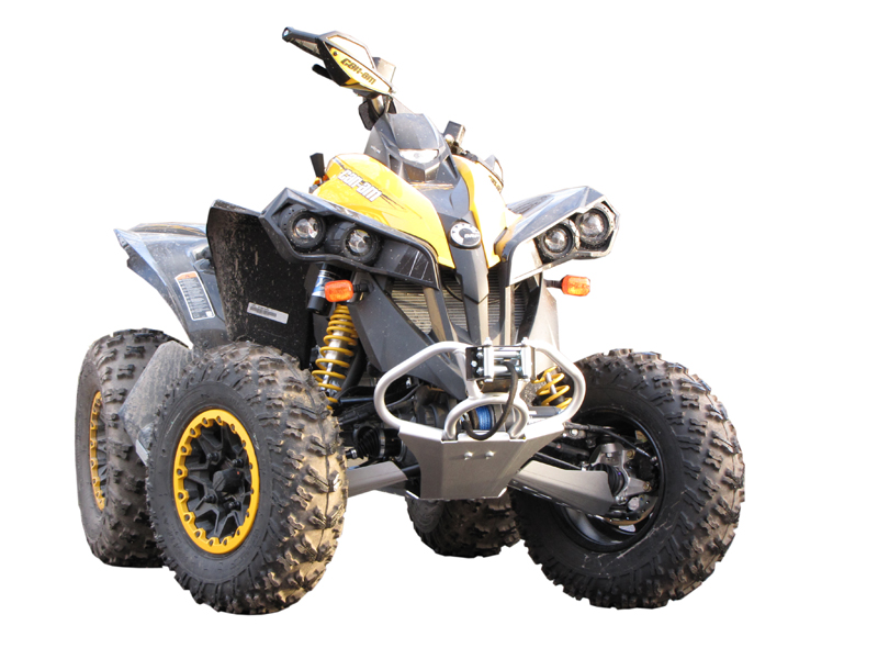 Front winch mounting kit: CanAm G2 Renegade for sale in Canada |