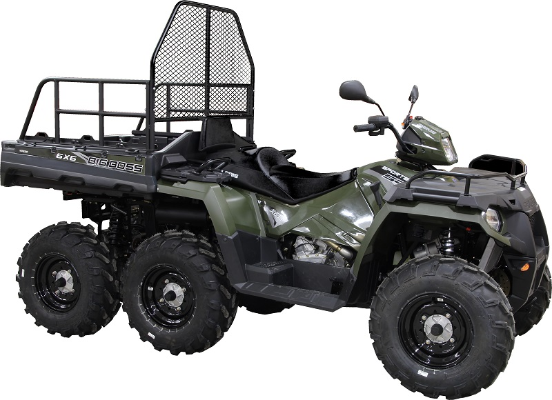 Bed Wall Extender Polaris 6x6 Big Boss 570 For Sale In