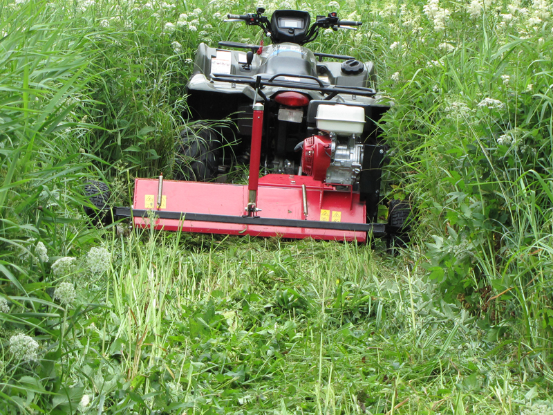 Flail mower 13hp: Honda for sale in Canada | Iron Baltic