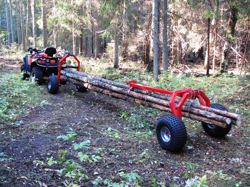 Log Hauler For Sale In Canada Iron Baltic