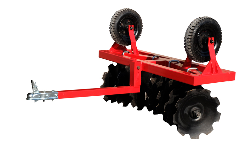 Flip Over Disc Cultivator For Sale In Usa Iron Baltic