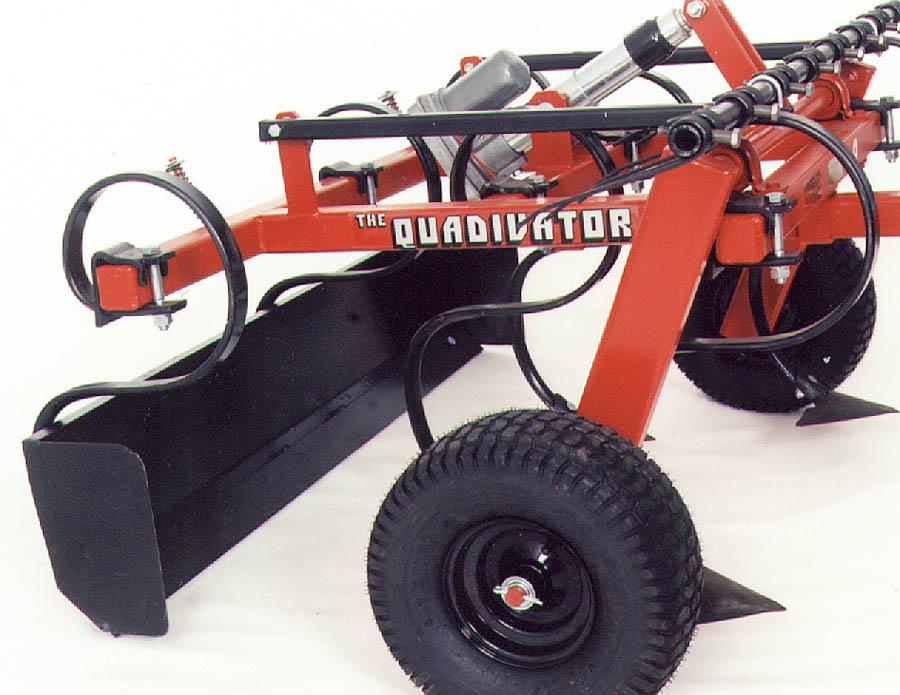 Atv Box Blade : Box scraper quadivator for sale in usa iron