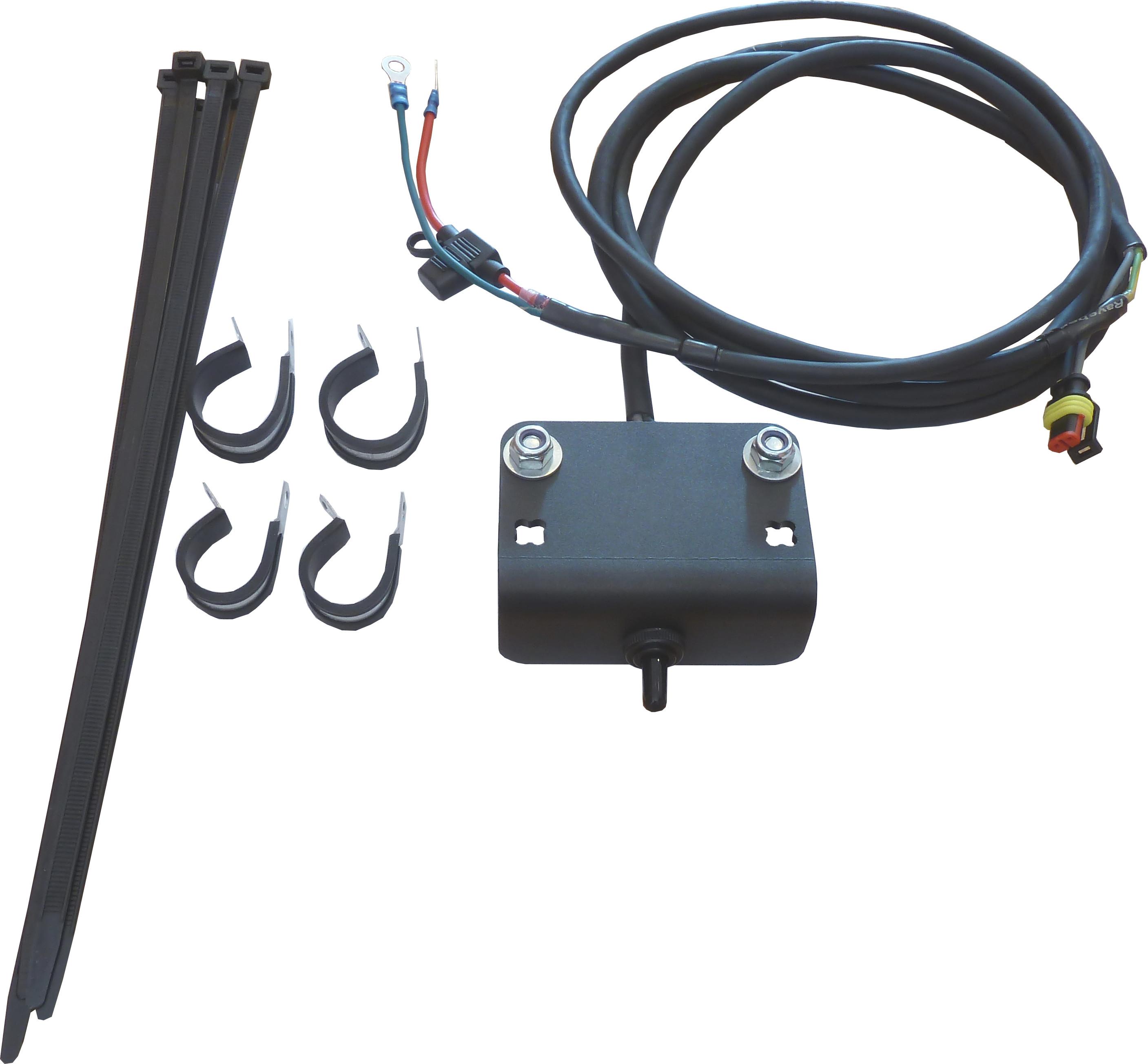 wiring harness  u0026 switch kit iron baltic