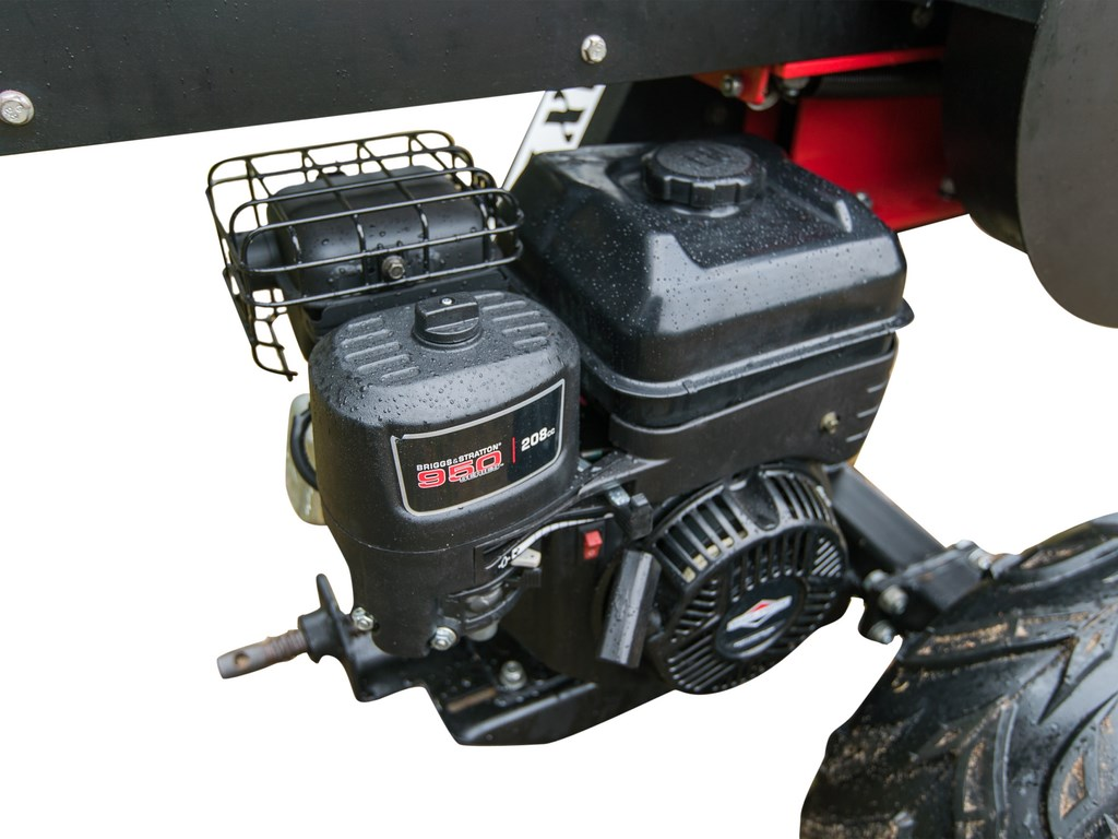 Kinetic Log Splitter Briggs Stratton 6 5hp For Sale In