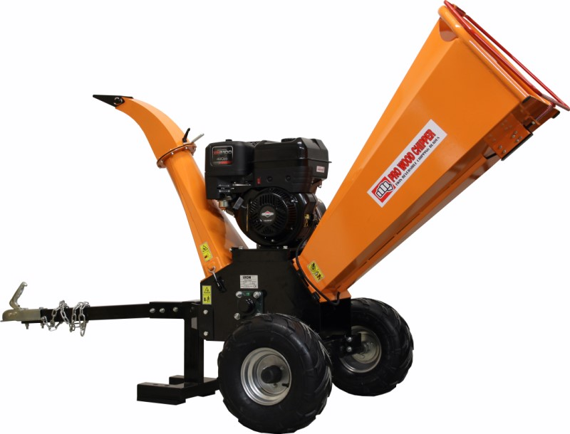 Wood Chipper Briggs Amp Stratton 14hp For Sale In Usa Iron