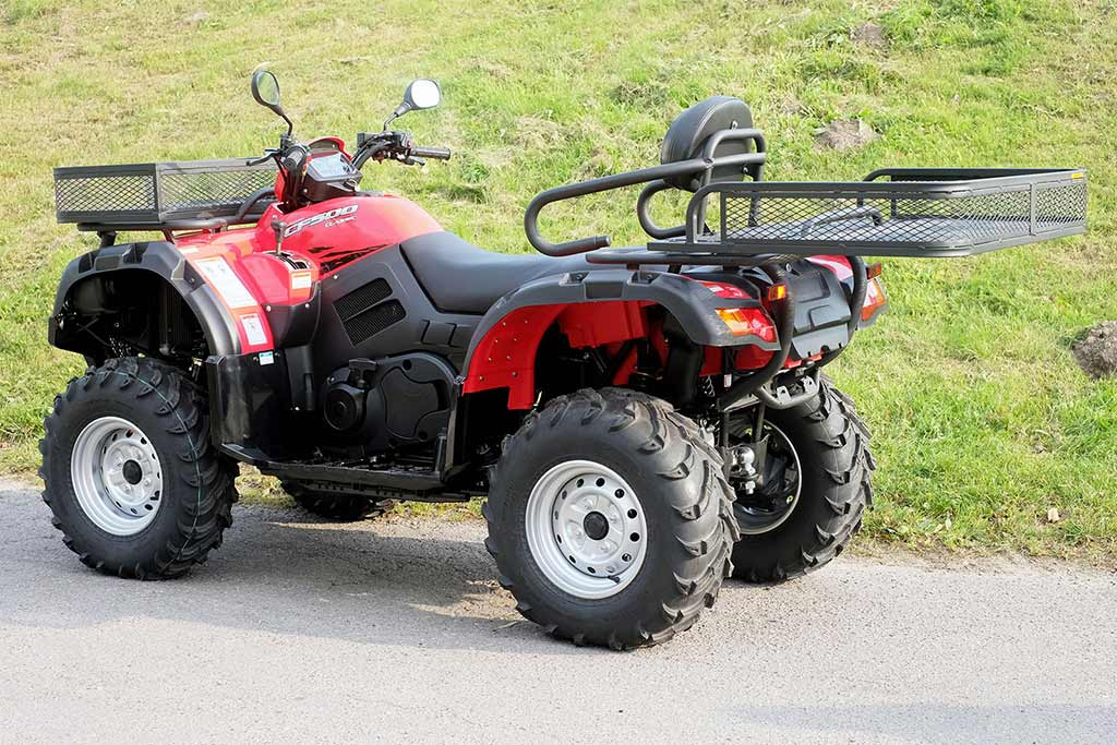 ATV Baskets and Racks