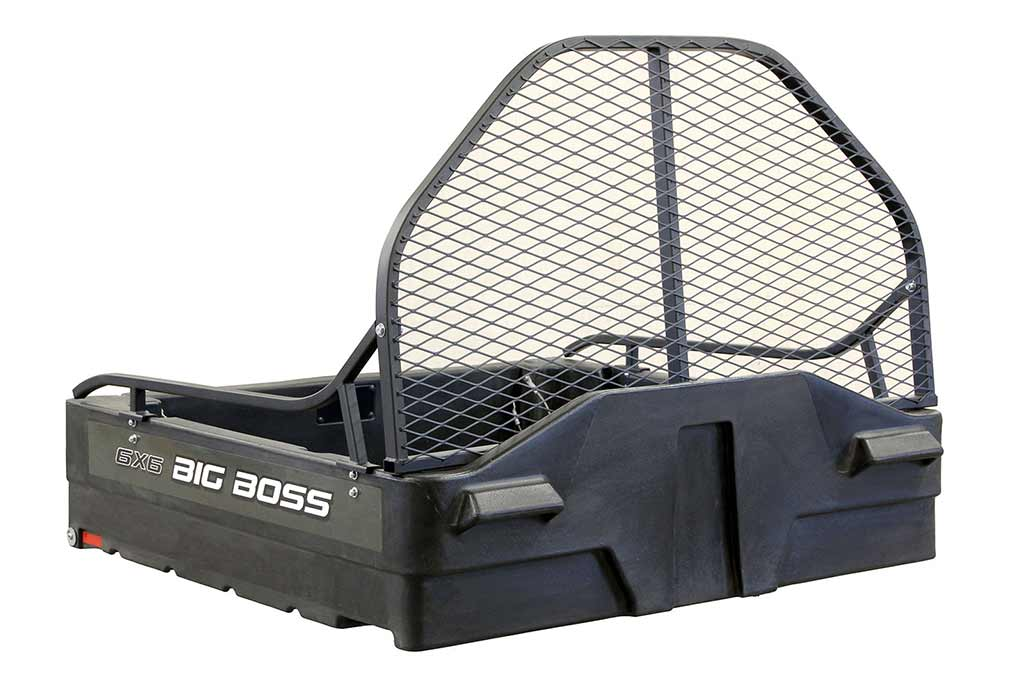 Polaris Big Boss Bed Wall