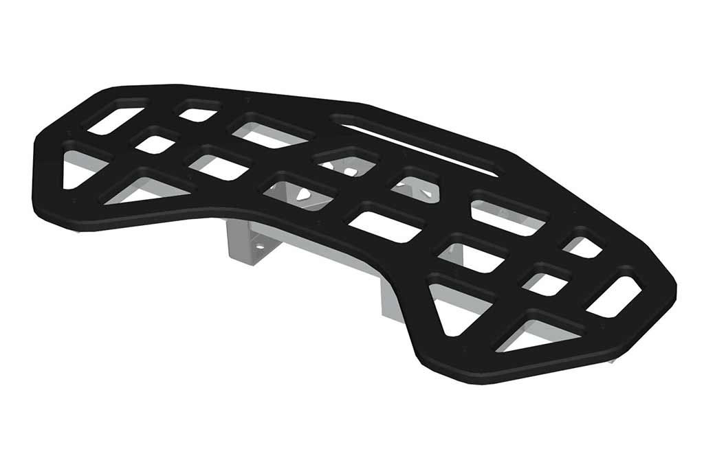 Can-Am G2 Renegade Luggage Rack