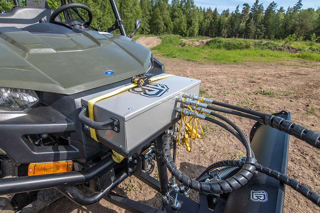 ATV and UTV Hydraulic Power Unit