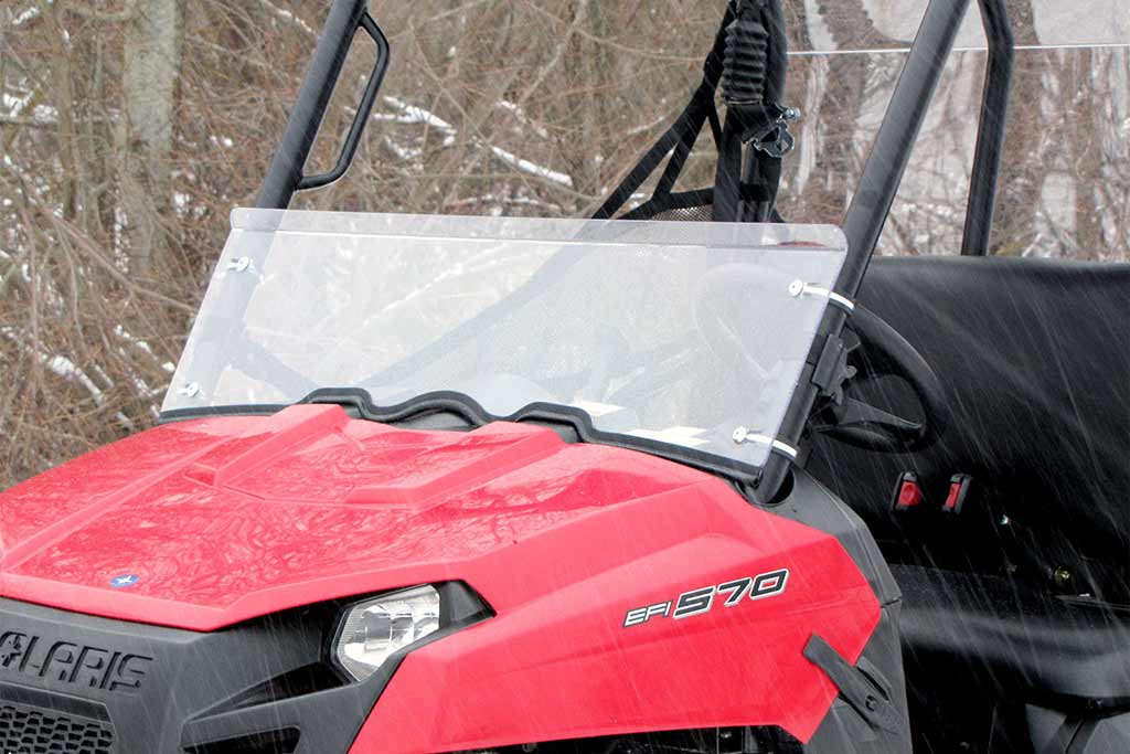 ATV and UTV Windshields
