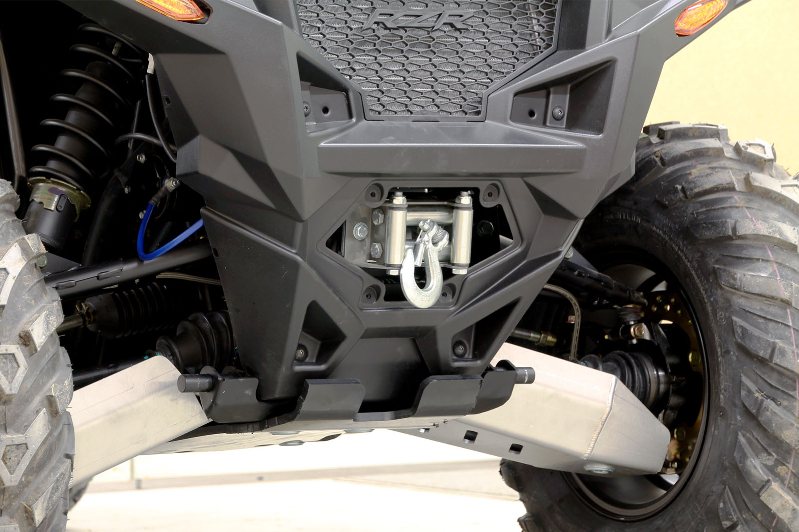 ATV and UTV Front-Mount Adapters