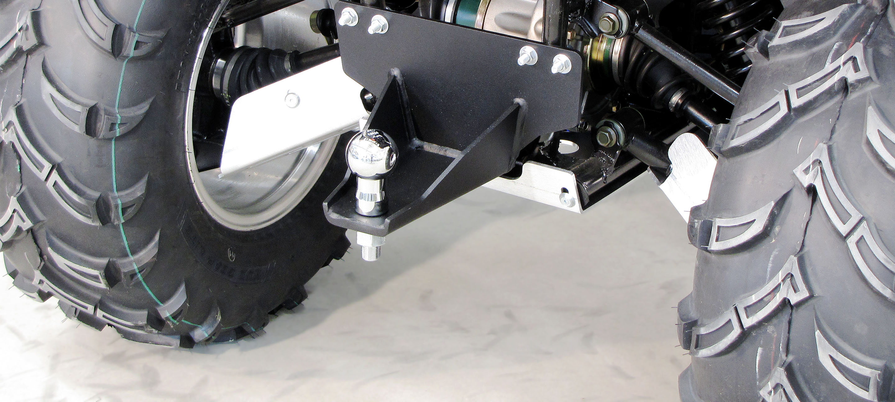 hitch ball mounting kits