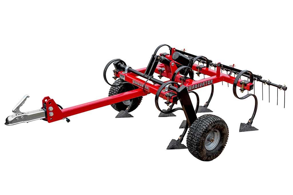 ATV Cultivator Quadivator | Iron Baltic