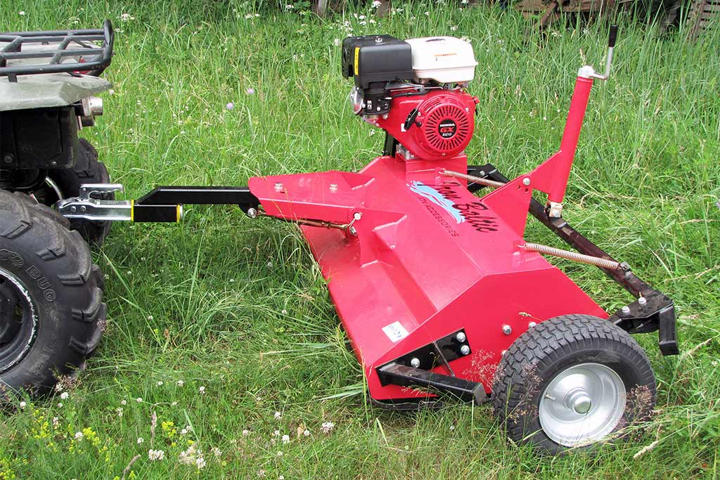 ATV and UTV Flail Mowers