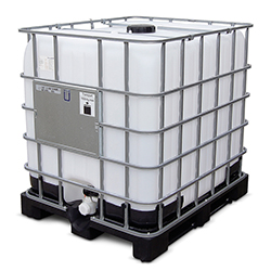 Water tank for trailer ECO