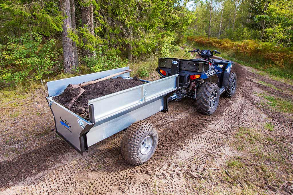 ATV and UTV Trailer Basic 500