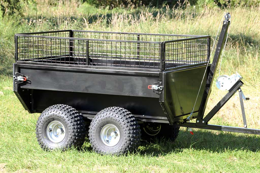 ATV and UTV Trailer ECO 1000