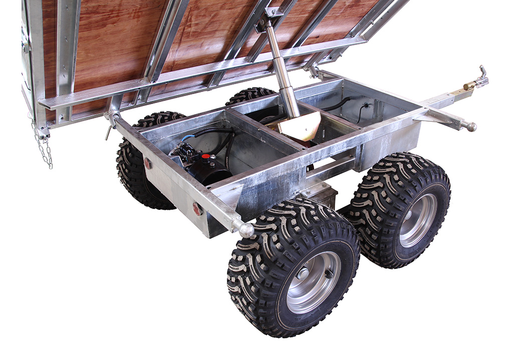 ATV and UTV Trailer ECO 1500