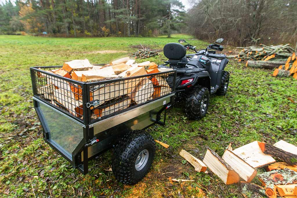 ATV and UTV Trailer ECO 300