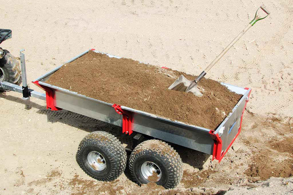 ATV and UTV Trailers