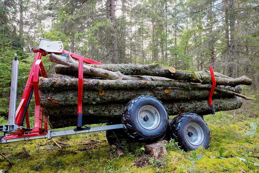 ATV and UTV Forestry Products