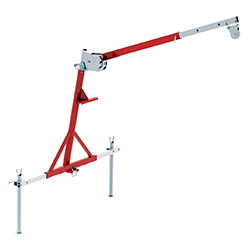 Crane kit for timber trailer IB 1000