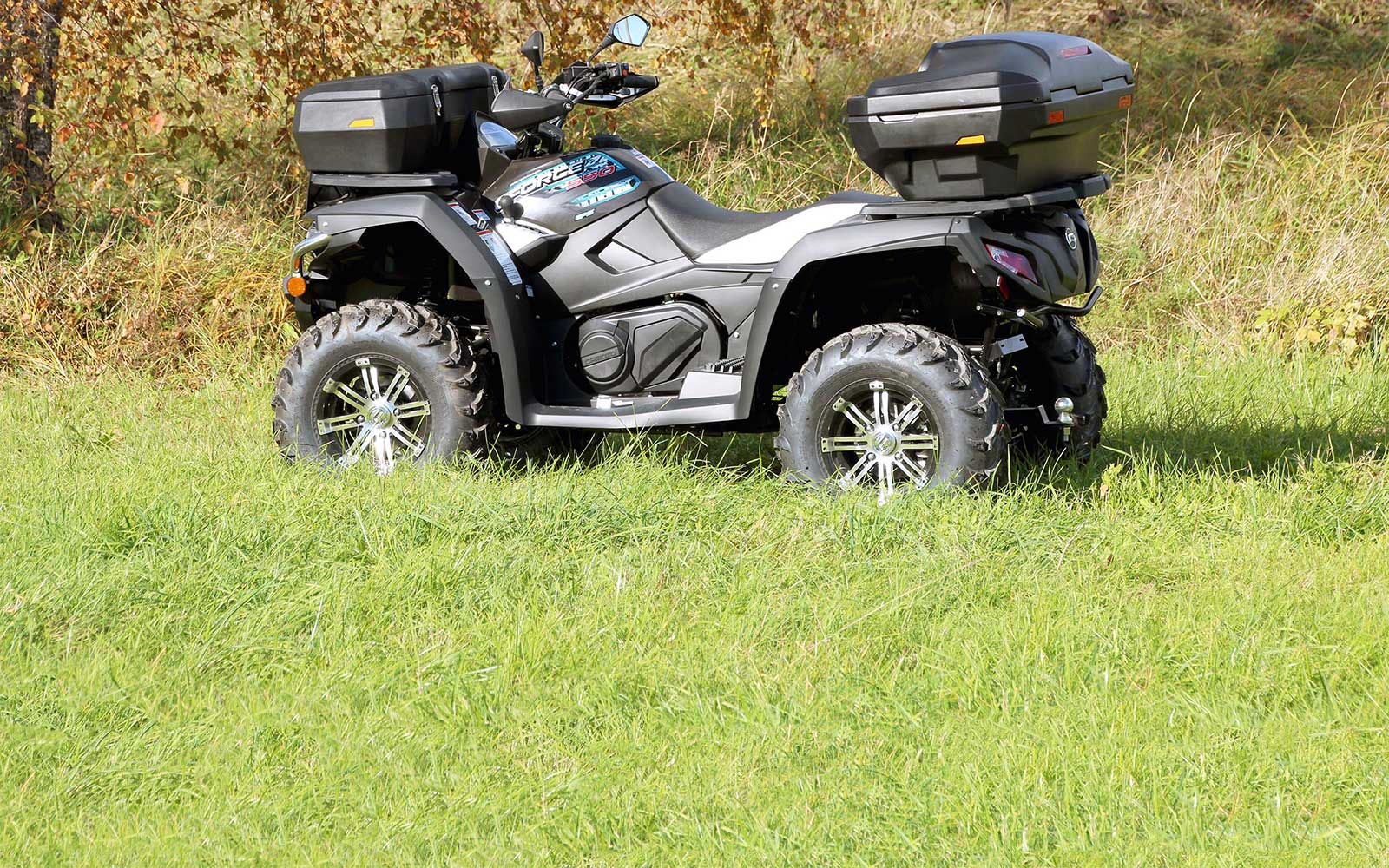 ATV Skid Plates & Accessories | Iron Baltic