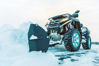 ATV and UTV Winter Products