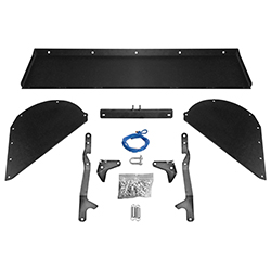 Plow bucket conversion kit