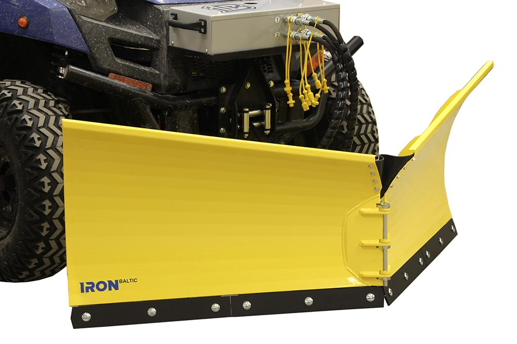 V Plow System Gen2 In Usa Iron Baltic