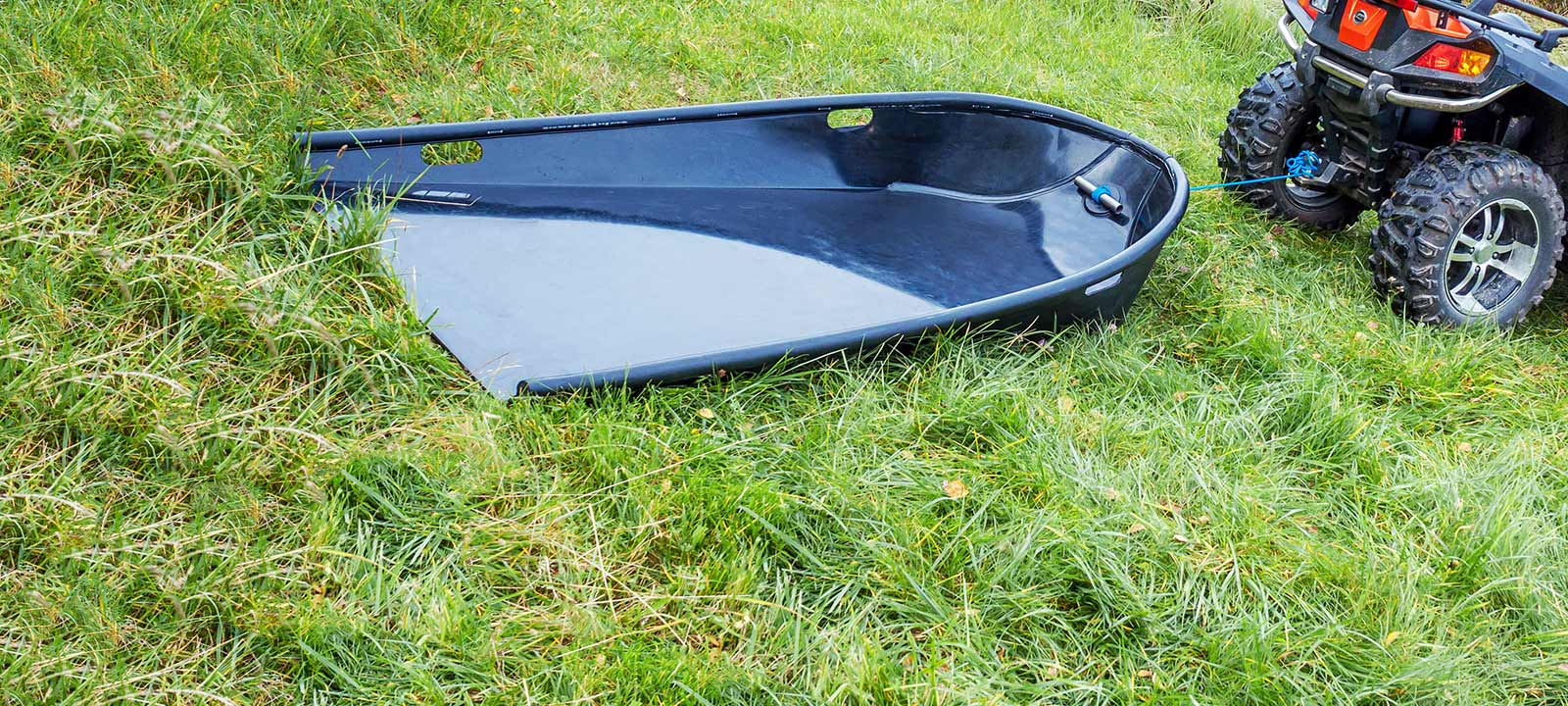 Hunting Sled Iron Baltic