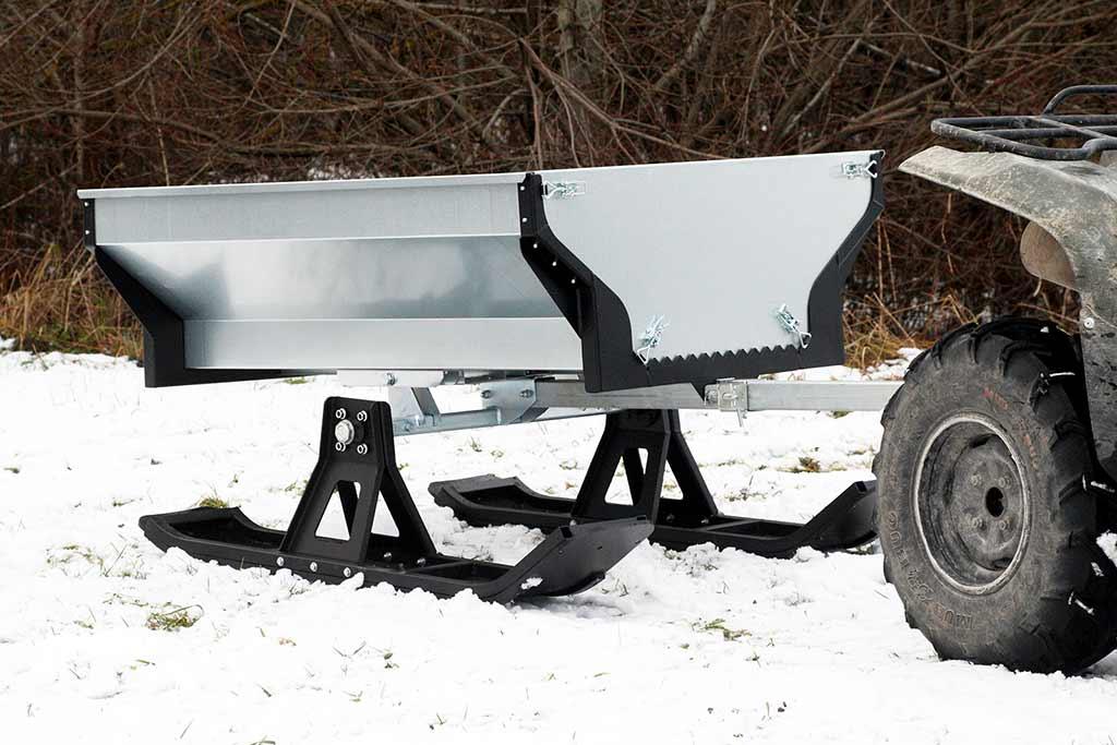 Trailer Skis | Iron Baltic