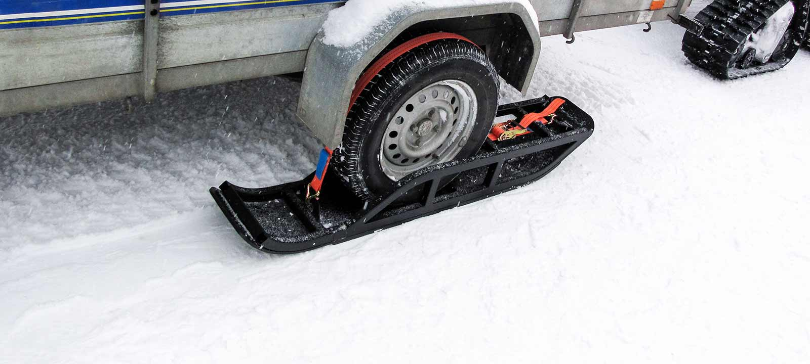Trailer Skis In Usa Iron Baltic