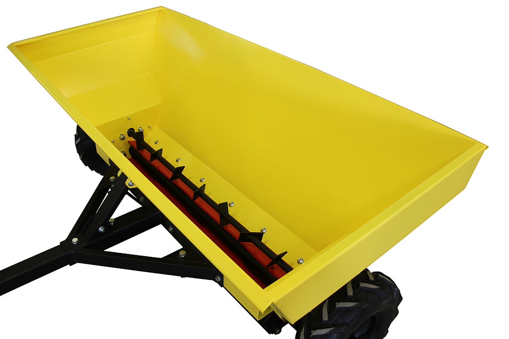 Sand Spreaders For Tractors : Sand gravel spreader in usa iron baltic