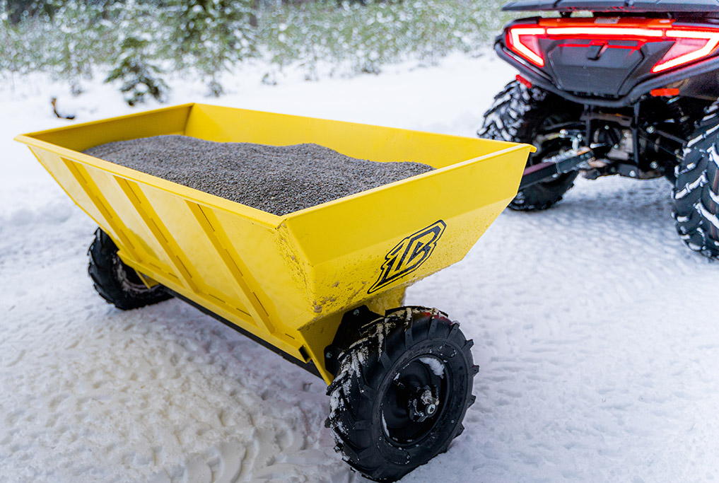 ATV and UTV Spreaders