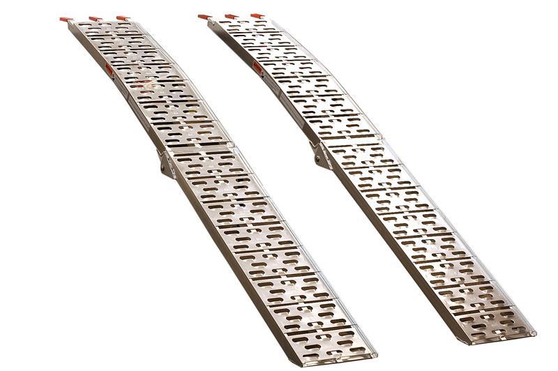 Loading ramp 550kg / 1200lbs, pair