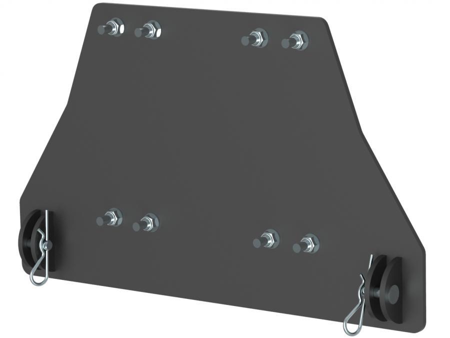 Mid-mount adapter CFMOTO CFORCE 800 / 820 ( X8 )