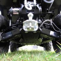 Skid plate full set (plastic) Polaris Sportsman 450 / 570 / ETX