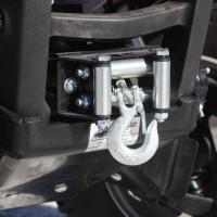 Skid plate full set (plastic) Honda TRX 420 FE/FM (-2013)