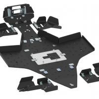 Skid plate full set (plastic) Polaris Sportsman XP 1000 (2017+)
